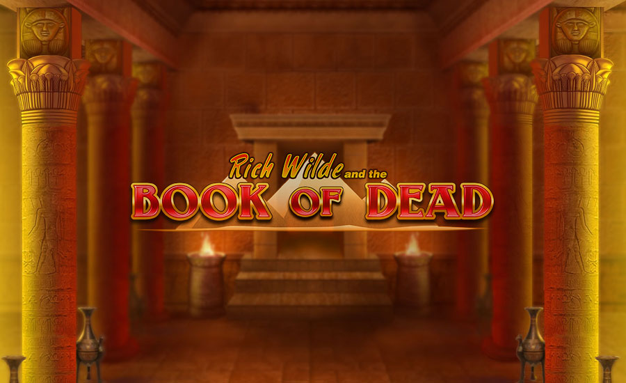 Photo of Book of dead