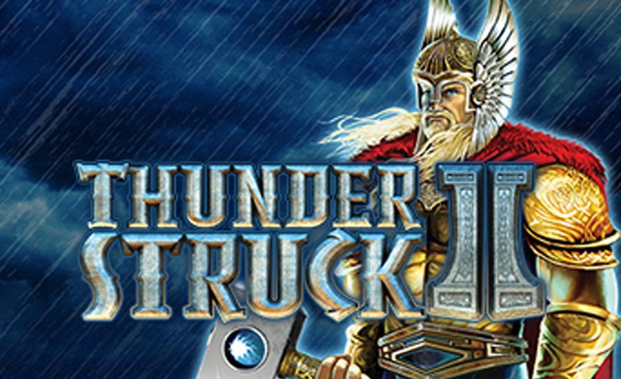 Thunderstruck II slot machine review