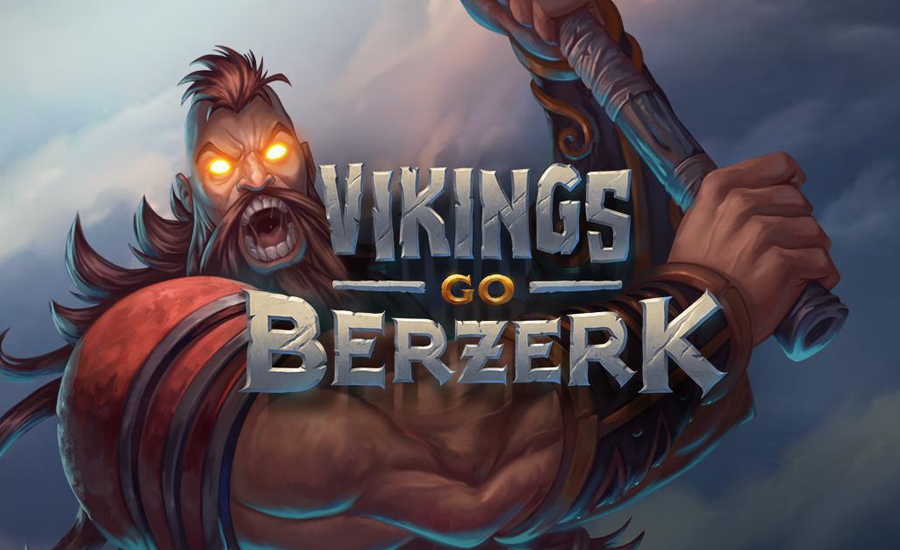 Vikings Go Berzerk slotmachine review