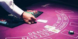 Split cards in Blackjack