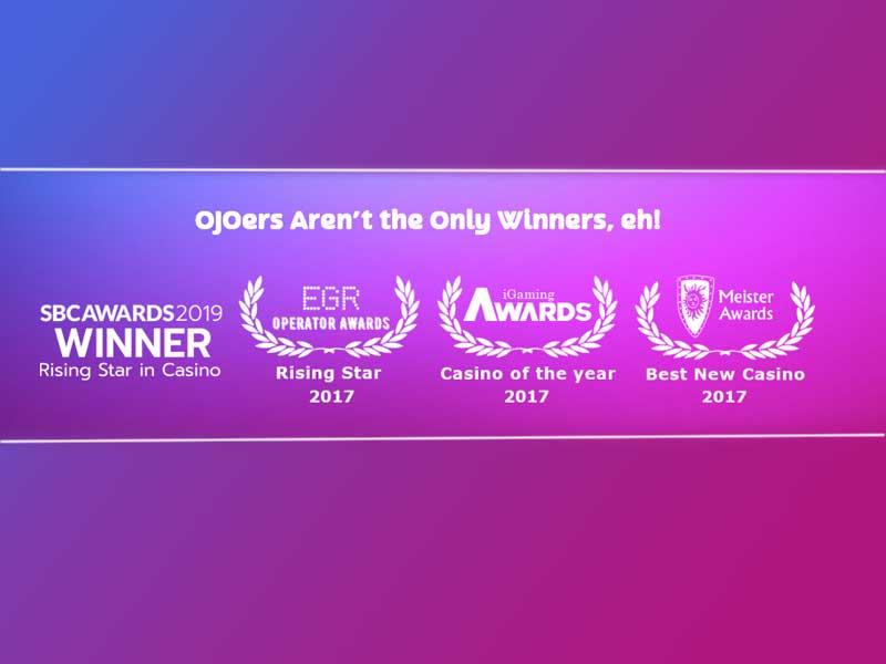 Playojo Awards