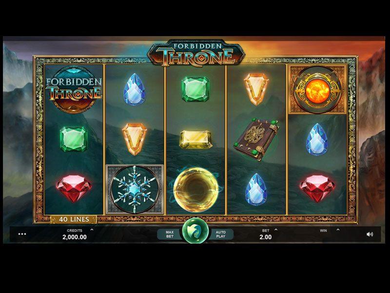 Forbidden-throne-game-design