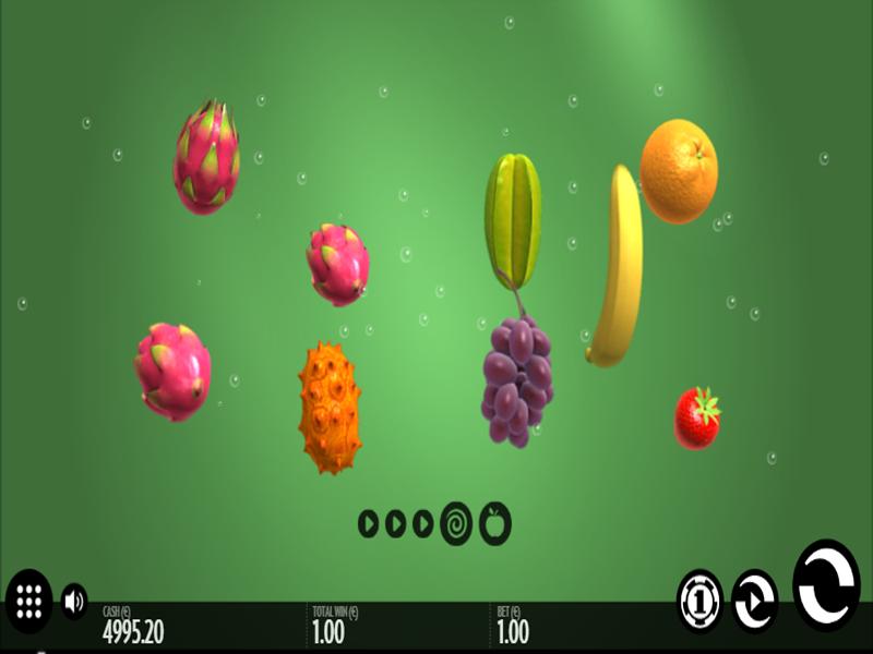 FruitWarp-Thunderkick-Gameplay