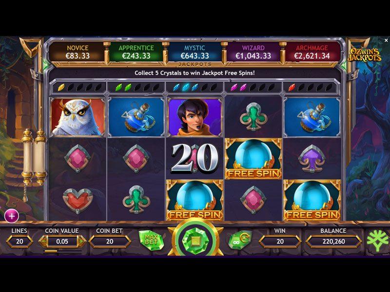 Ozwins-Jackpot-free-spins-symbols
